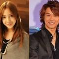 板野友美とEXILEのTAKAHIROの画像