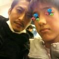 大沢樹生と息子
