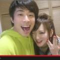 ロンブー淳と下田美咲