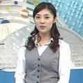 ZIP!のお天気キャスター岩本乃蒼