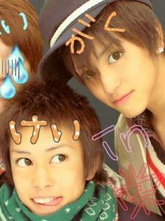 佐野岳と双子の弟